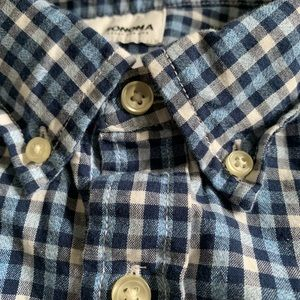 Sonoma Long Sleeve Plaid Button Up